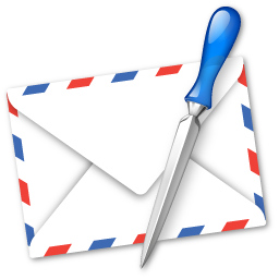 Letter Opener for macOS Mail Icon