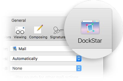 DockStar Screenshot