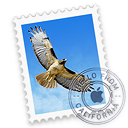 Mac OS X Mail Icon